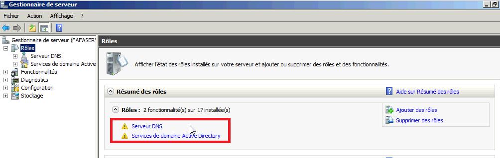 Installer Active Directory 40