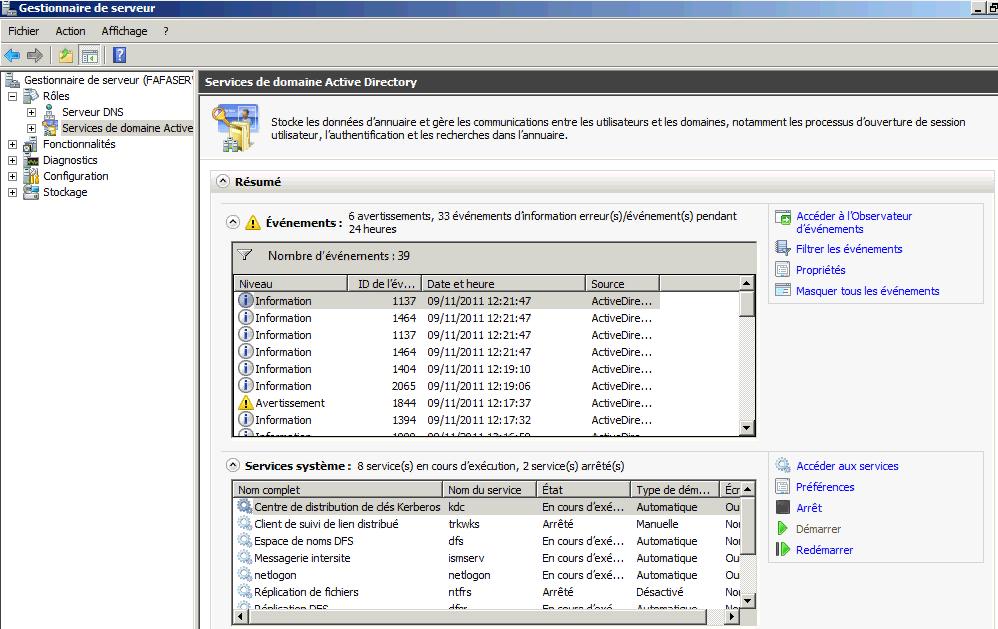 Installer Active Directory 41