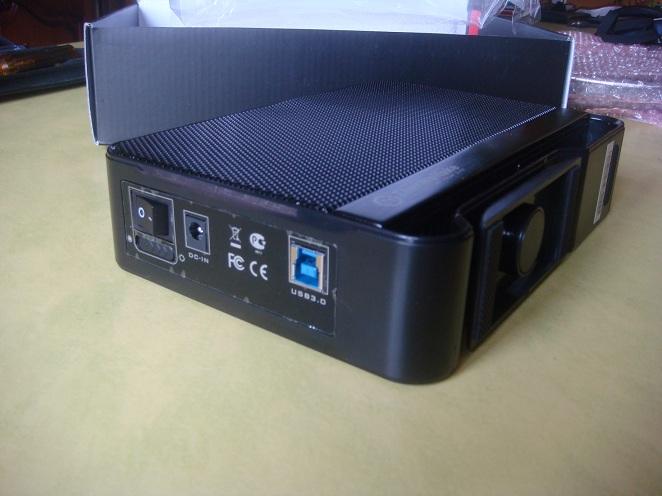 Boitier disque dur externe