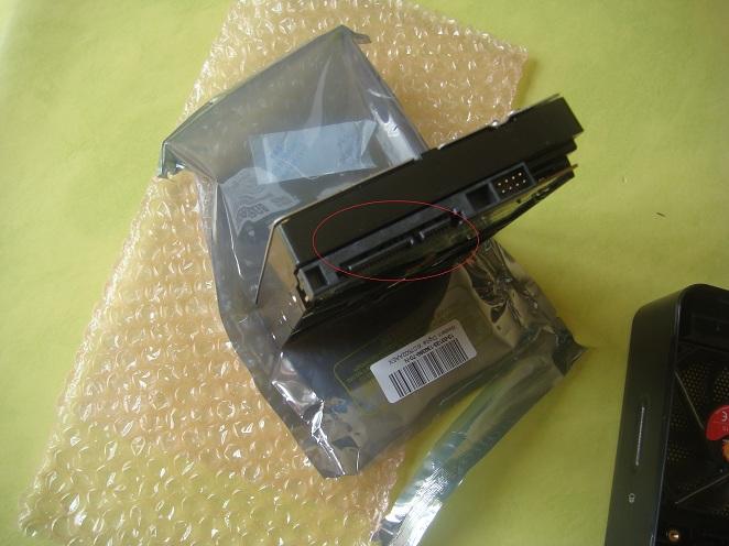 Connectiques disque dur externe