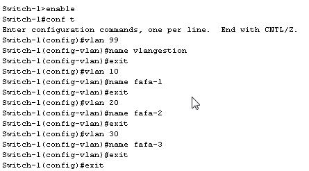 Comment configurer un VLAN Cisco