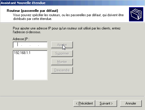 Windows Server DHCP