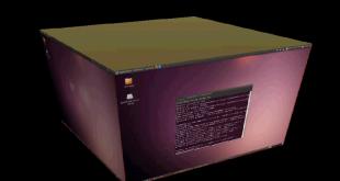 Cube 3D dans Linux