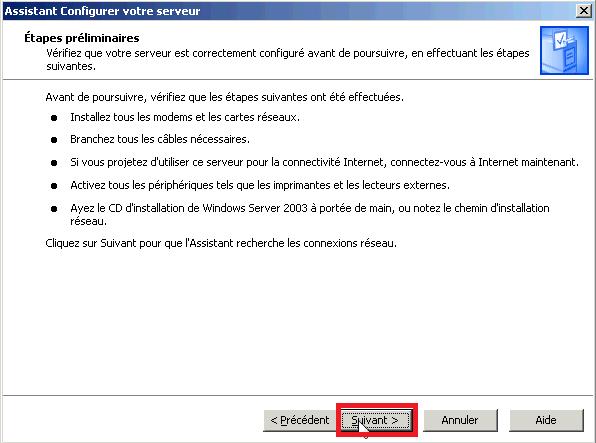 Installer Active Directory 3
