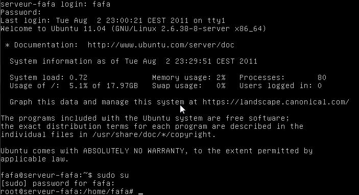 Serveur DHCP sur Linux