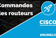 Commandes des routeurs Cisco