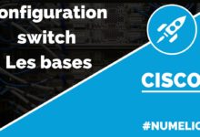 Configuration d'un switch Cisco - Les bases