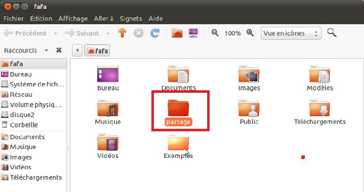 Créer Un Dossier Réseau Linux Althenatemga
