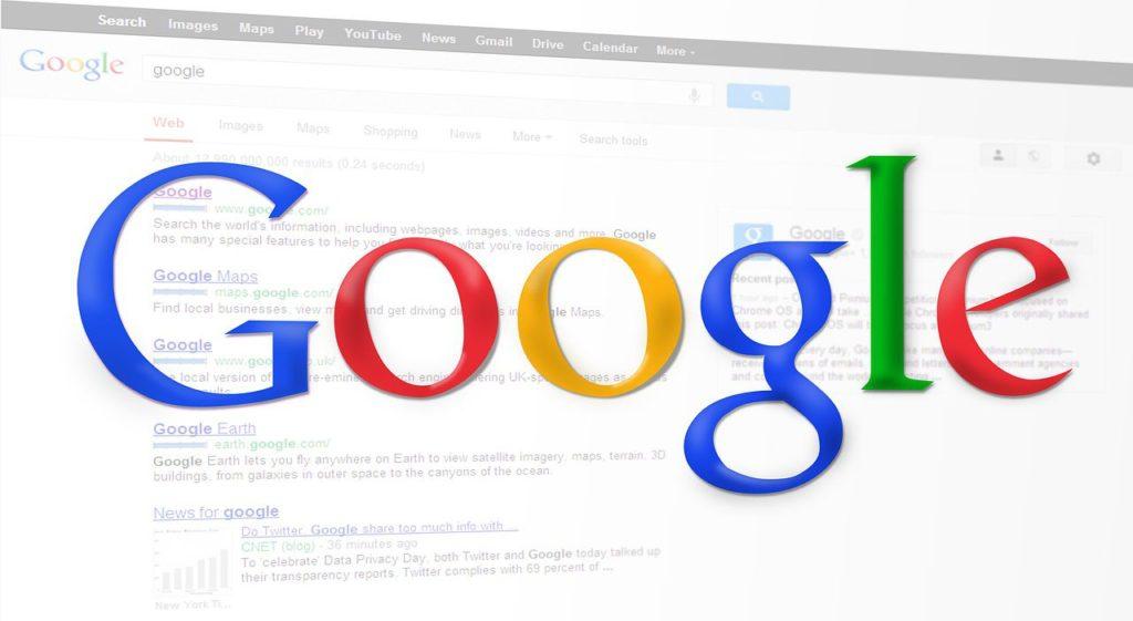 Meilleure position des résultats Google
