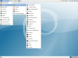 Distribution Debian parmis les meilleurs distributions Linux