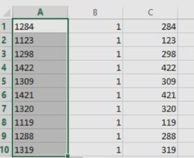 Appliquer le regroupage dans Excel