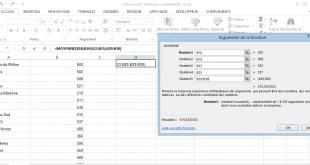 Calculer une moyenne dans Excel