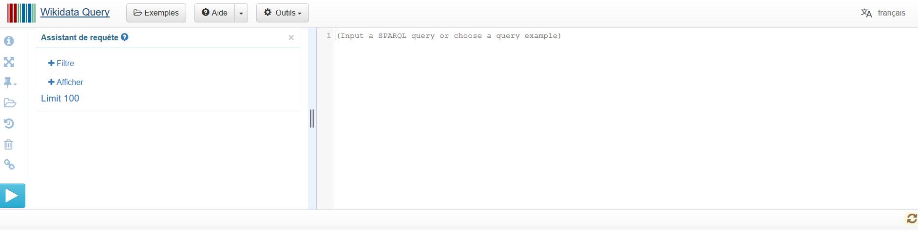 Requêtes pour extraire des données dans Wikidata