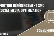 Référencement SMO - Social Media Optimization