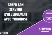 Créer son serveur d'hébergement avec YunoHost