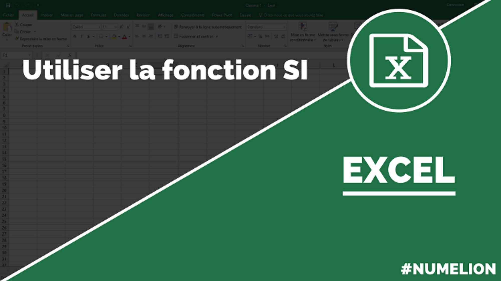 Fonction Si Dans Excel Comment L Utiliser Avec Des Exemples