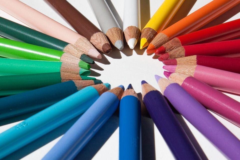 Choisir une couleur pour un site internet