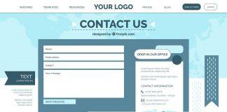 Formulaire de contact dans Wordpress