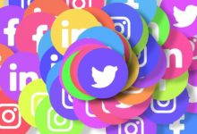 Ajouter les icônes des réseaux sociaux sur votre site internet