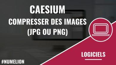 Caesium un logiciel gratuit pour compresser des images