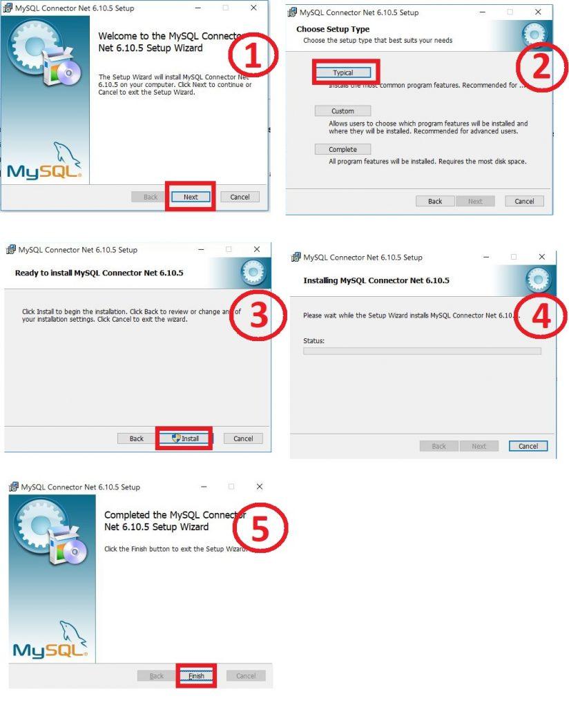 Installer le connecteur MySQL pour Excel