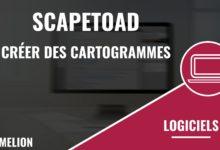Créer des cartogrammes avec ScapeToad