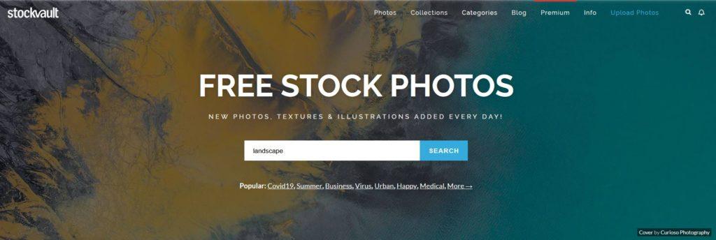 Stockvault - banques de photos libres de droits