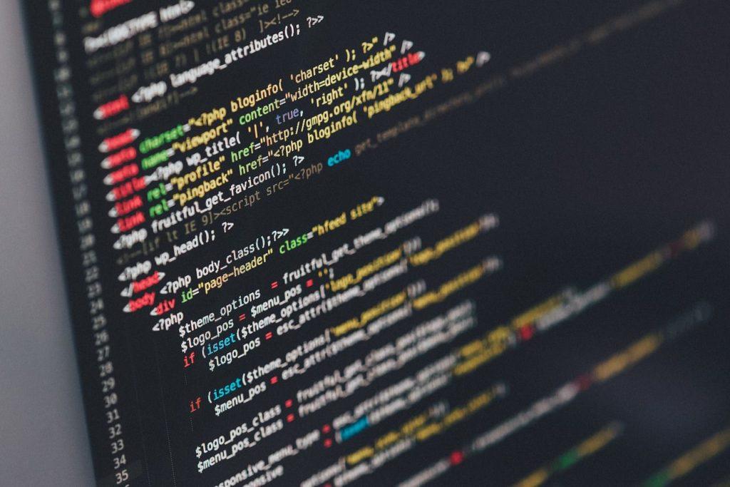Code HTML d'une page statique