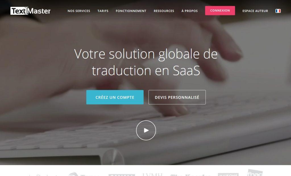 TextMaster - Une des meilleures plateformes de rédaction web