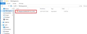 Lancer installation de Microsoft Office Professionnel