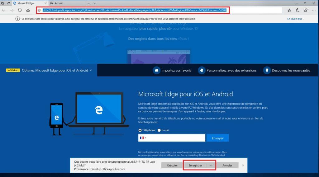 Télécharger Microsoft Office 2016 Professionnel pas cher