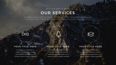 Banque de thème pour les présentations Google Slide