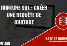 Faire une requête de jointure SQL