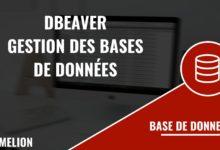 DBeaver - Gestion de bases de données