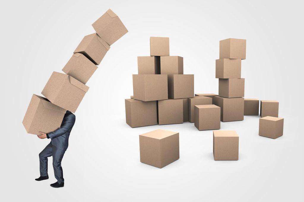 Pas de gestion de la logistique
