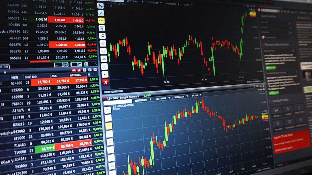 Travailler sur internet avec les marchés financiers