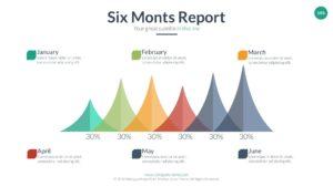 Slide Keynote infographie