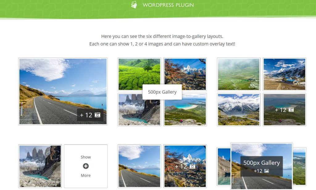 Meilleurs plugins de galeries images WordPress