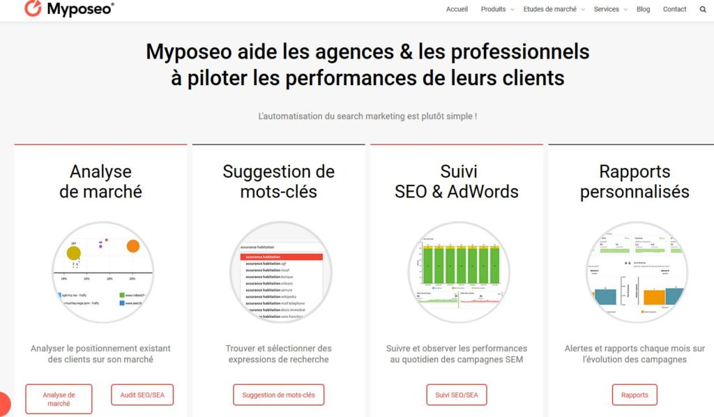 MyPoseo une application tout-en-un parmi les meilleurs outils pour améliorer votre référencement SEO