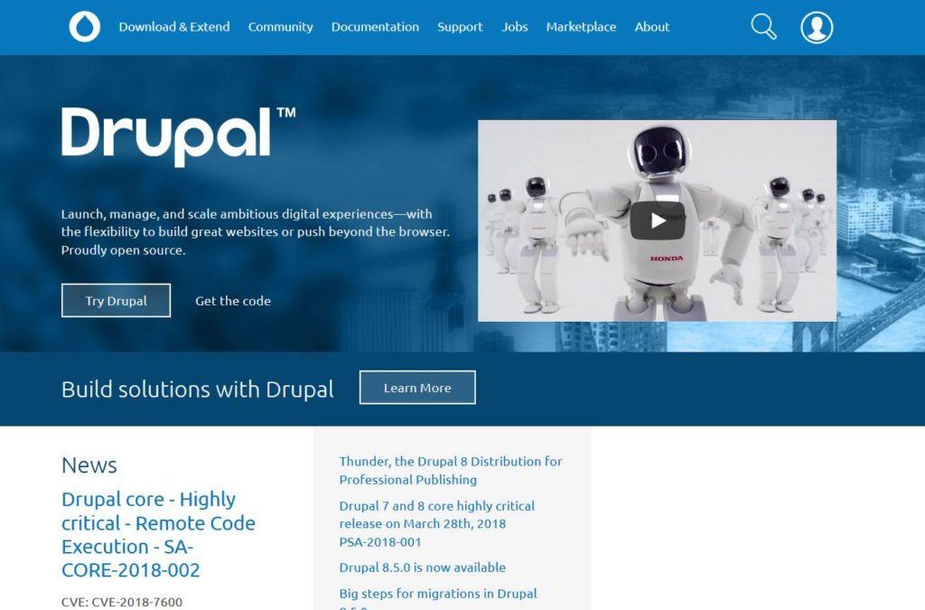 Site de rencontre Drupal
