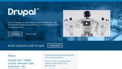 Pourquoi utiliser Drupal ?