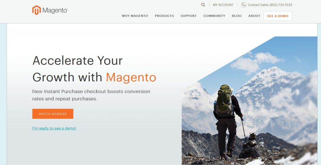 Utiliser Magento pour créer sa e-boutique