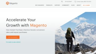 Pourquoi utiliser Magento ?