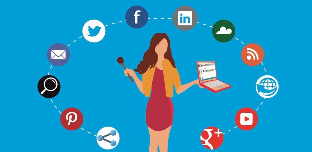 Utiliser les réseaux sociaux pour augmenter le trafic d'un site internet