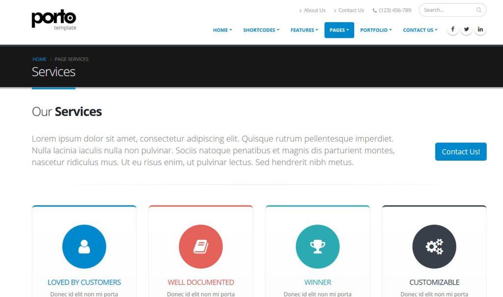 Site internet avec Drupal
