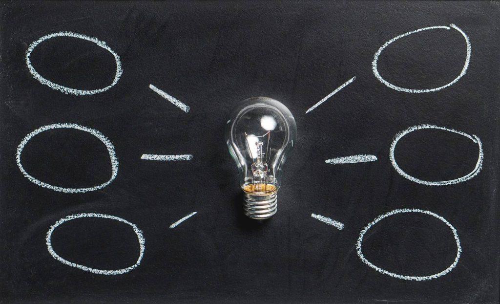 Trouver une idée de blog ou site internet