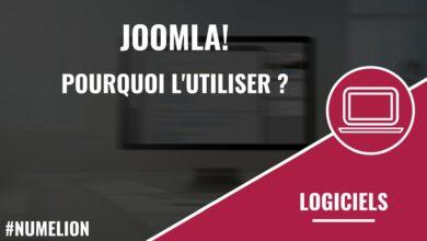 Pourquoi utiliser Joomla!