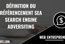 Définition du référencement SEA - Search Engine Adversiting