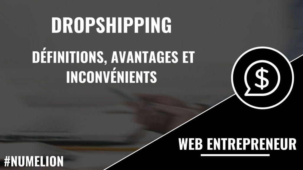 Créer un e-commerce avec du Dropshipping
