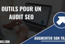 Outils pour un audit SEO